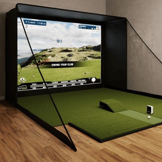 SkyTrak SIG12 Golf Simulator