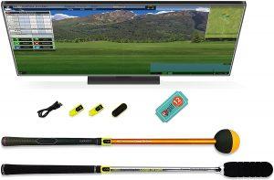 tittle x micro golf simulator