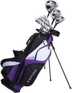 Aspire XD1 Complete Golf Club Set