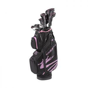 4. Cobra Golf Airspeed Complete Set Black