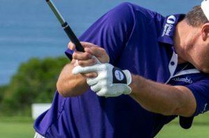 grip in golf