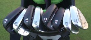 wedges golf clubs